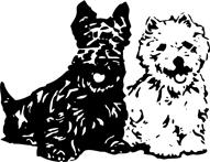 logo du chenil Kersaby dans le finistere